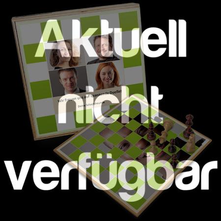 Personalisiertes Foto-Schachspiel zum Verschenken - aktuell nicht verfügbar