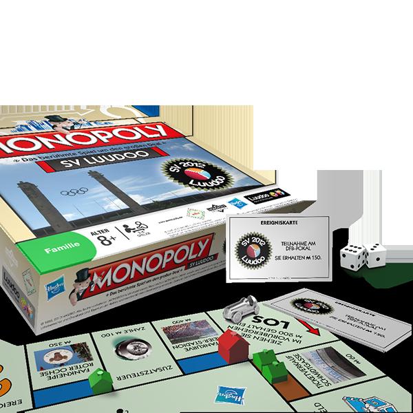 Personalisiertes Monopoly