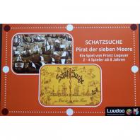 """Autorenspiel """"Pirat der sieben Meere"""" von Spieleerfinder Franz Lugauer"""