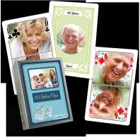 Personalisierte Spielkarten am Beispiel Poker von Luudoo