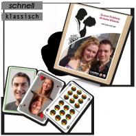 Personalisiertes Schafkopf, Gaigel oder andere individuelle Kartenspiele zum Verschenken