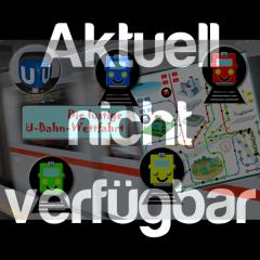 """Autorenspiel """"Die lustige U-Bahn-Wettfahrt"""" von Martin Predota - aktuell nicht verfügbar"""