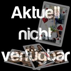 Personalisiertes deutsches Blatt (Schafkopf, Gaigel) zum Verschenken - aktuell nicht verfügbar