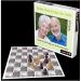 Auch an Weihnachten machen Sie Sich mit einem selbst bedruckten Schachspiel Freunde