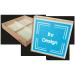 Geschenkbox aus Holz passend zu dem individuellen Holzspielbrett