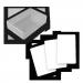 Personalisierte Blankospielkarten, zum Beispiel für Zusastzkarten für Halli Galli, Wizard oder Bohnanza