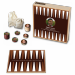 Personalisiertes Geschenk-Backgammon für Leute, die schon alles haben
