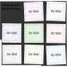 Luudoos personalisierte Memos bieten das richtige Design für jeden Anlass