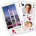 Geschenkidee Foto-Poker - individualisierte Spielkarten