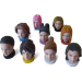 Personalisierte Spielfiguren von eigenen Fotos