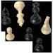 Beschenken Sie einen Schachfan kostengünstig mit Plastikfiguren...