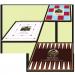 Geschenkidee Spielesammlung von Luudoo - personalisierte Spielbretter