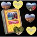 Valentinstage eignen sich ausgezeichnet für ein Memo mit Herzkarten von LUUDOO