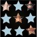 Personalisiertes Rätselmemo in Sternform