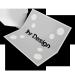 Faltbare Blankospielbrett für ihr Design