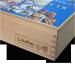 """Holzbox """"Mittel"""": Hochwertige Verzinkung und Branddruck"""