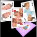 Taufgeschenk personalisiertes Pokerspiel von Luudoo