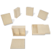 Individuell gestaltbare Verpackung für Kartenspiele wie Bohnanza, Halli Galli, Uno, Ligrett und andere
