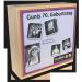 Individuelles Geschenk personalisiertes Memo / Memory zum 70. Geburtstag - Holzverpackung