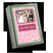 Personalisiertes Skat zum Verschenken zur Hochzeit oder Geburtstag