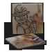 Fotogeschenk Geburtstag personalisiertes Memo - Pappmarker