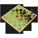 Individuell gestaltete Schachbretter mit ihren Bildern