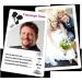Personalisierte Quartette, ein Ideales Geschenk für Hochzeitsgäste