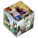 Personalisierter Zauberwürfel ähnlich Rubik's Cube mit Urlaubsfotos