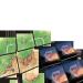 Foto-Carcassonne-Spiel von Hans im Glück - individuelle Landschaftsmarker