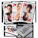 Foto-Poker mit personalisierten Spielkarten - Gesamtansicht