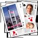 Foto-Spielkarten für individuelles Rommé - Spielkarten zum Verschenken