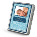Verpacken Sie Ihr Geschenk zur Geburt in einer selbst gestalten Verpackung