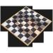 Versehen Sie die Schachbretter mit eigenen Bildern