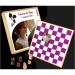 Unsere hochwertigen Holz-Damespiele können Sie für ein Hochzeitsgeschenk individuell bedrucken lassen
