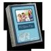 Individualisiertes Spielkarten zur Verabschiedung mit Bildern der Beschenkten
