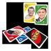 Versehen Sie den Kartenspielklassiker UNO von Mattel mit ihren eigenen Aufnahmen