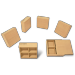 """Holzbox """"MIttel"""": Perfekt als individuelle Geschenkverpackung"""