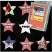 Dieses Sternmemo ist ein toller Rätselspaß für Weihnachten
