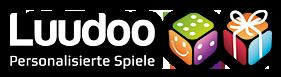 Homepage Luudoo Personalisierte Spiele und Geschenke